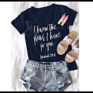 Tops - 😇 Have FAITH Graphic Tee📖✝️